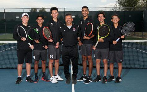 Hamilton Boys Tennis 2019