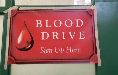 JROTC Blood Drive