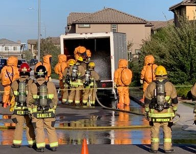 Chemical Leak in Chandler