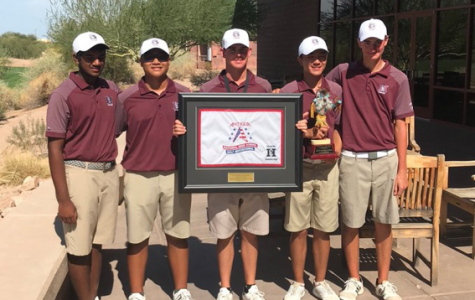 Boys Golf Dominate in the Opening Tournaments