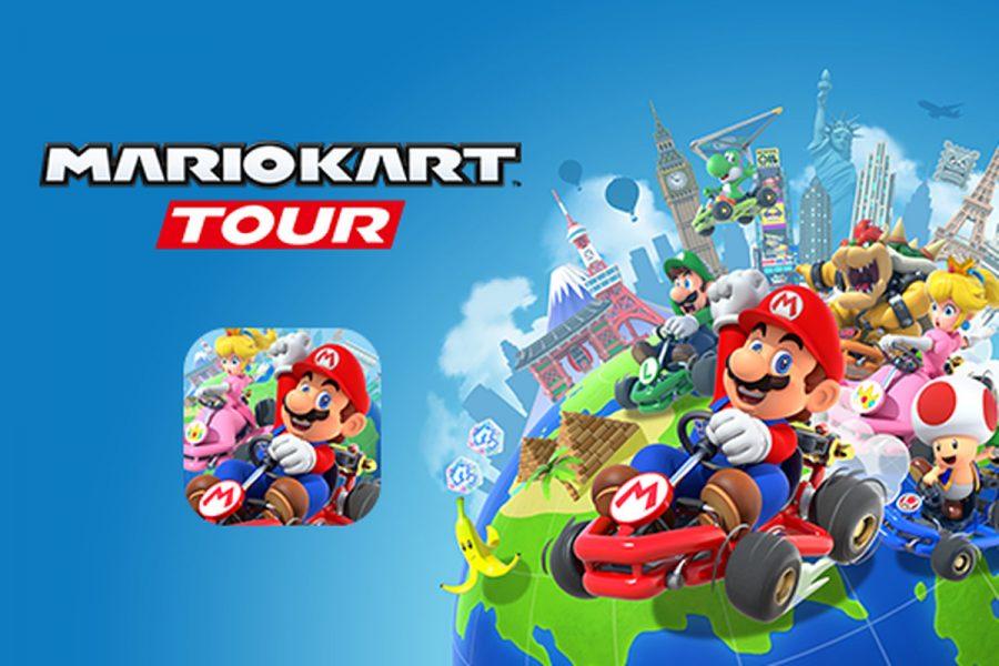 Mario Kart App Review