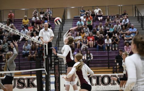 Girls Volleyball: Fall Recap
