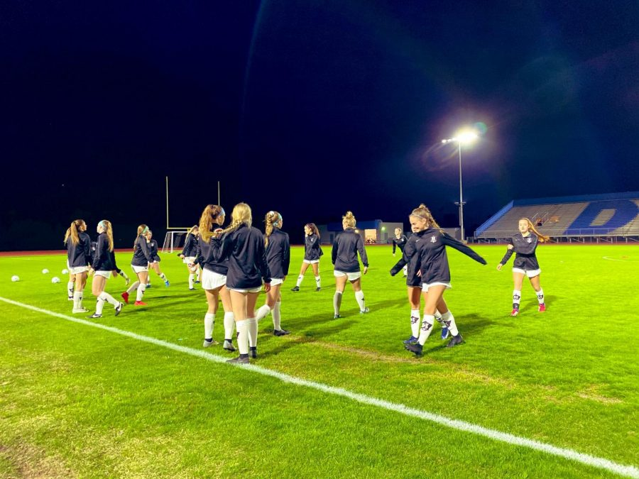 Boys and Girls Soccer Win Big Against Dobson and Mountain Pointe