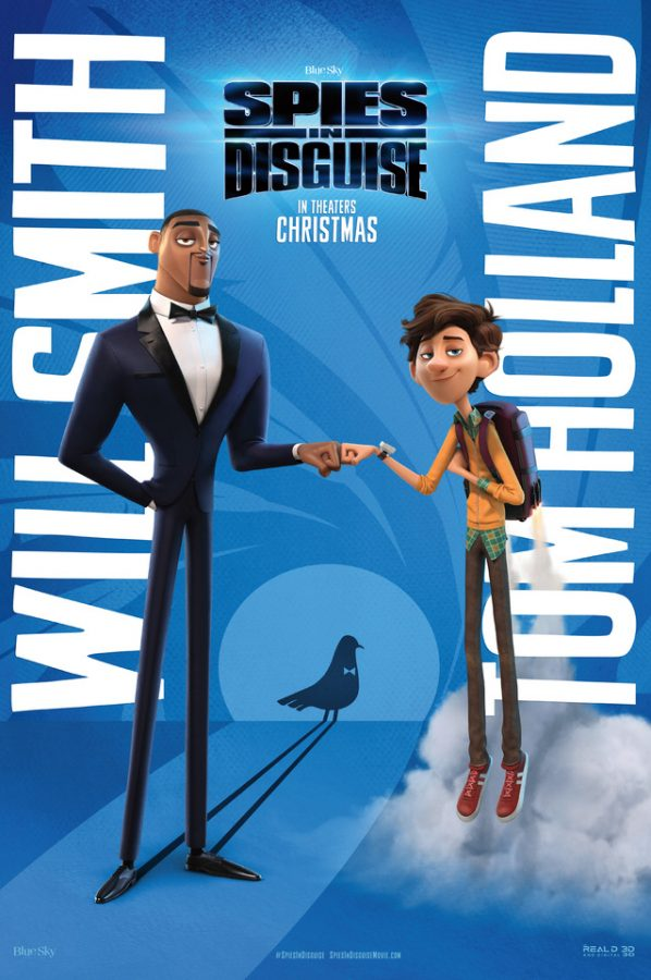Spies in Disguise, Movie Review
