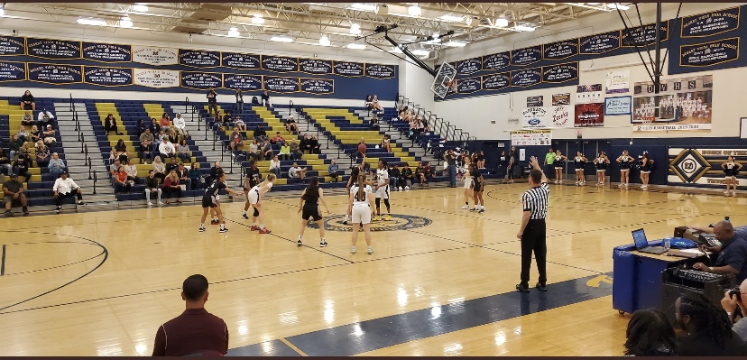 Girls Basketball v. Desert Vista