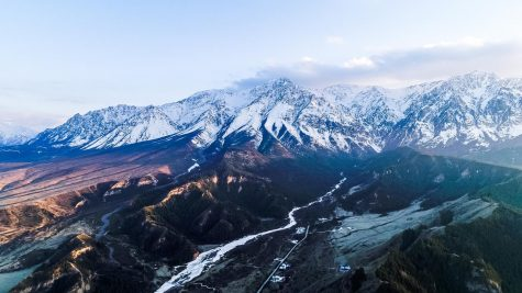 Global Warming Strikes the Glaciers of Chinese Qilian Mountains