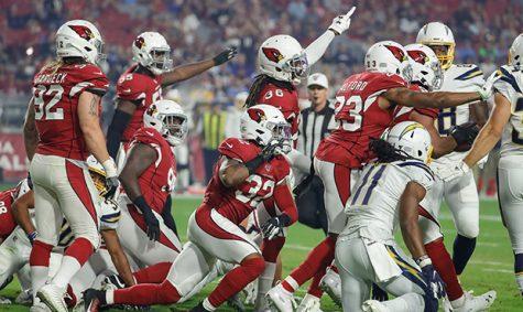 Cardinals Lose to the Patriots