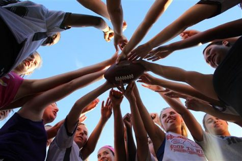 Hamilton Offering Girls Flag Football