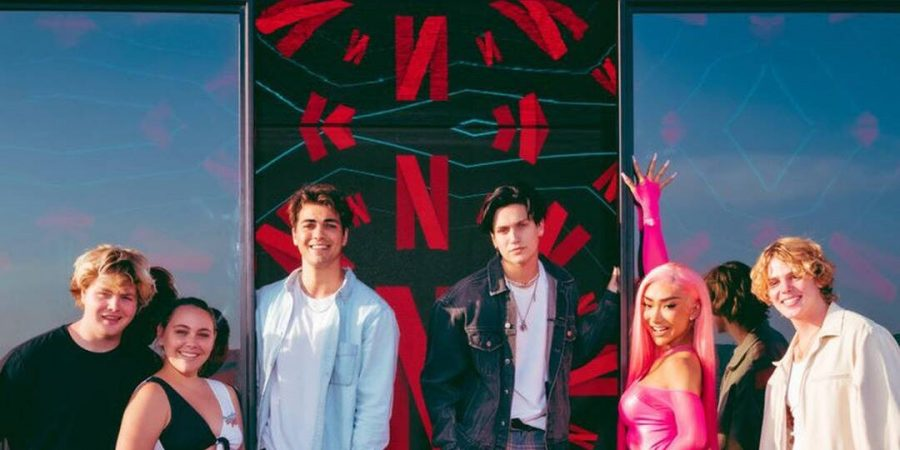 "Tiktok's Viral ""Hype House"" Will Be Getting Their Own Netflix Series"
