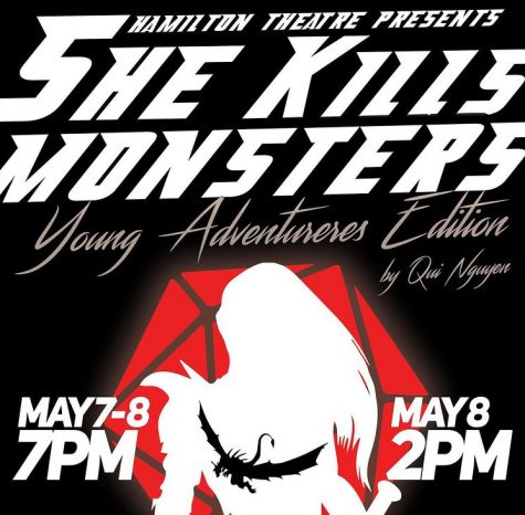 """Hamilton Theater Company Performs their One Act: """"She Kills Monsters"""""""