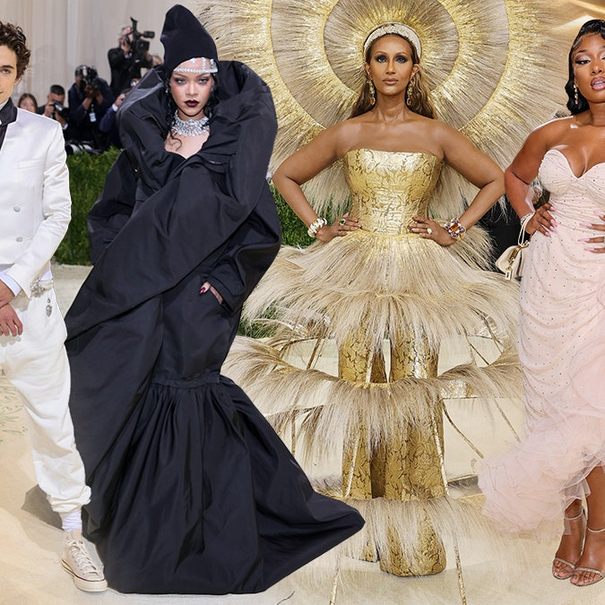 The+Met+Gala+Brings+Out+The+Fashion