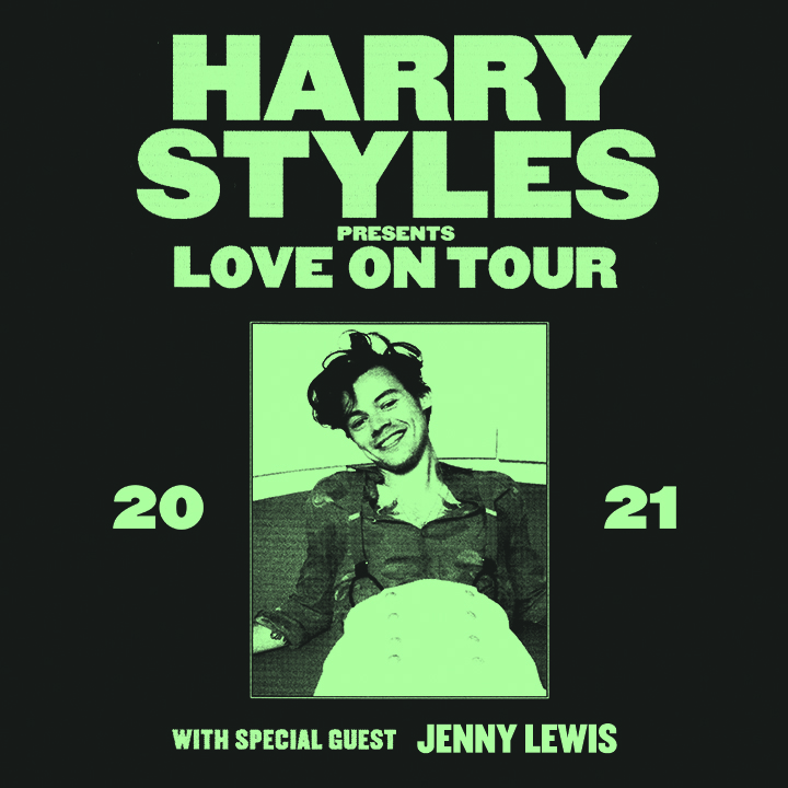 """Harry Styles' Long Awaited """"Love On Tour"""" Has Started and Fans Couldn't Be More Excited."""