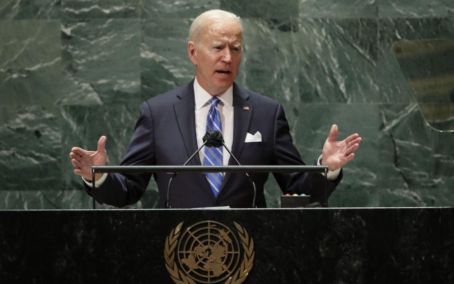 President+Biden+Speaks+at+United+Nations+to+Discuss+Various+Topics
