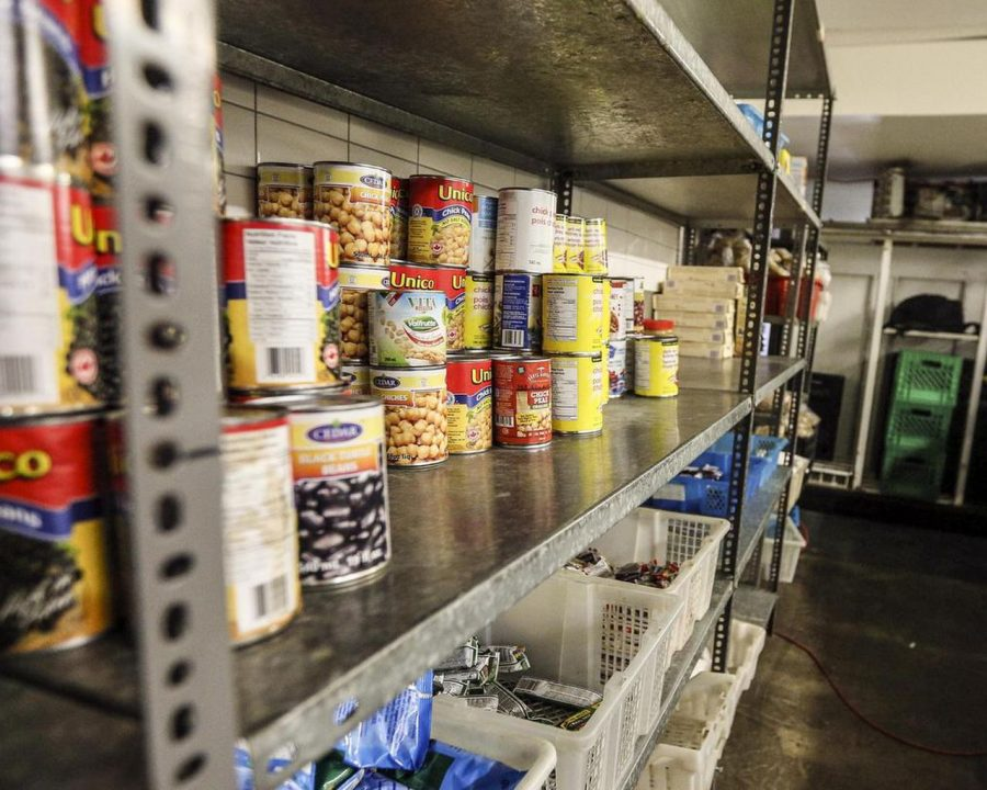 Food Pantries Receiving Less Food Donations