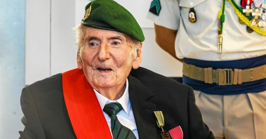 French Nazi Resisting Fighter Passes Away at 101