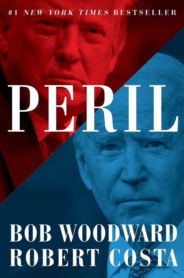 Bob+Woodwards+New+Book+Peril+and+the+Politics+Involved
